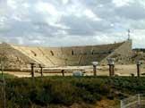 Sea-side Theater at Caesarea seated 4,000