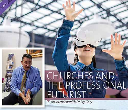 Churches in a technological age