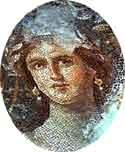 Sepphoris Mona Lisa